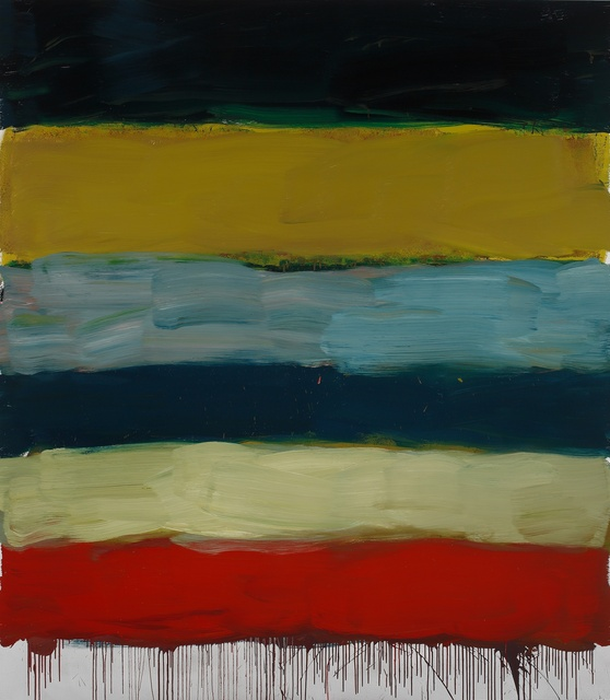 SEAN SCULLY – THE HIRSCHHORN  MUSEUM